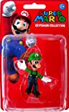NINTENDO DS WII VIDEO GAMES SUPER MARIO BROS LUIGI Action Figure Toy Model