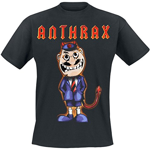 Anthrax Anthems T-Shirt nero M