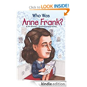 Who Was Anne Frank? (Who Was?), Ann Abramson, Nancy Harrison