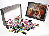 Photo Jigsaw Puzzle of Mosaic of St. Geo...