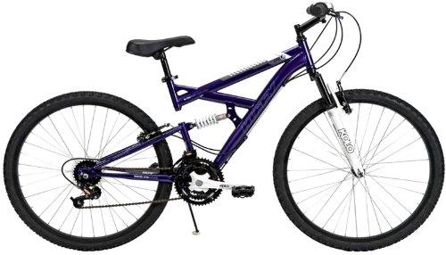 Huffy 26-Inch Ladies DS-3 Dual Suspension Bike (Amethyst)