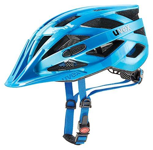 Uvex I-VO CC-Casco da bicicletta, colore blu 2017, 56 - 60CM