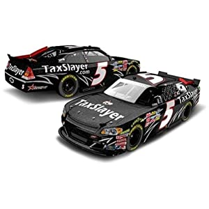 NASCAR Collectibles 1:24 Dale Earnhardt Jr #5 Tax Slayer.com Die Cast Car by NASCAR