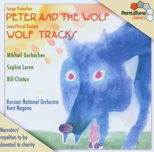 Peter & The Wolf: Wolf Tracks (Hybr)