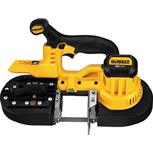 DeWalt 20 Volt MAX Cordless Lithium-Ion Band Saw Bare Tool (Dewalt Band Saw Parts compare prices)