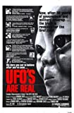 Ufos Are Real Movie Poster 11x17 Master Print