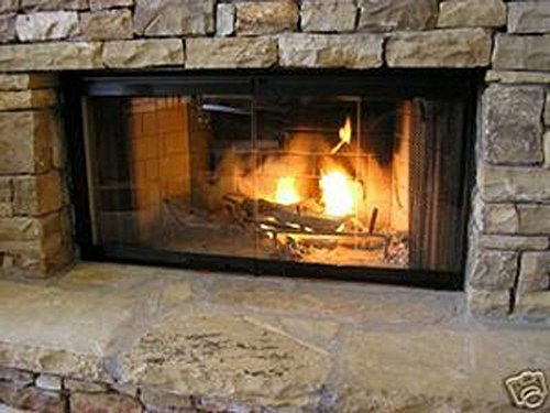 Fireplace Doors For Heatilator Fireplace (Fireplace Glass Doors Brass compare prices)