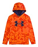 Under Armour Big Boys UA Storm Armour® Fleece Big Logo Blocked Hoodie