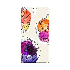 BLUEDIO Designer Printed Back case cover for Sony Xperia C5 - G6924