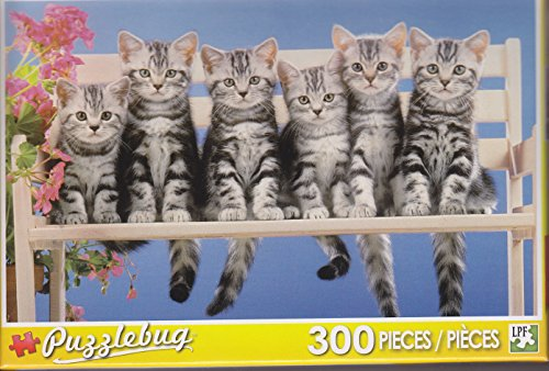 Puzzlebug 300 ~ Kitten Row