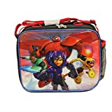 Disney Big Hero 6 Lunch Bag