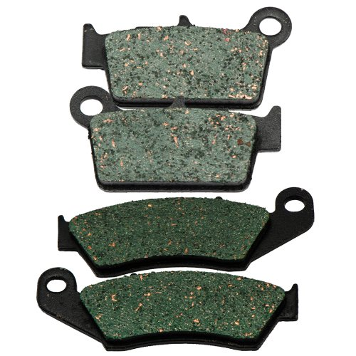2005-2011 SUZUKI RM-Z 450 Front and Rear Kevlar Carbon Brake Pads (06 Rmz 450 Parts compare prices)