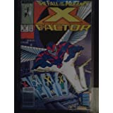 X-Factor #24 : Masks (The Fall of the Mutants - Marvel Comics)