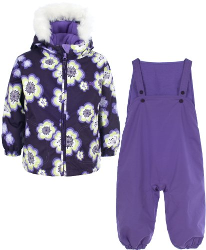 Best Price Trespass Babies Poppet Ski Suit TP50 Snow Set, Wildberry Orchid,  18 - 24 -month  Best Offer