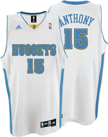 Buy Carmelo Anthony Jersey – Denver Nuggets # 15 Carmelo Anthony Swingman