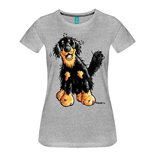 hovawart-hund-frauen-premium-t-shirt-von-spreadshirtr-s-grau-meliert