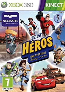Kinect héros : une aventure Disney Pixar