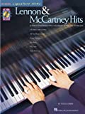 Lennon & McCartney Hits: Keyboard Signature Licks (063403250X) by Lowry, Todd