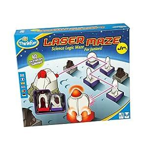 Think Fun Think Fun Laser Maze Junior, Multi Color