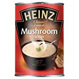 Heinz Classic Cream of Mushroom Soup 400g - Pack of 12