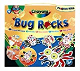 Unique Crayola Bug Rocks - Cleva Edition H8' Bundle