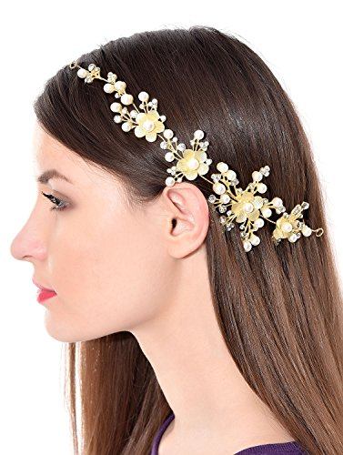 Miraculous Buy Dazzle Collections Foldable Floral Funky Fashionable Stone Short Hairstyles Gunalazisus