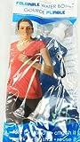 Greenbrier International Foldable 17.5 FL Oz Water Bottle BPA Free - Blue