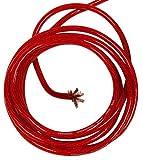 Aerzetix: 4M mètres 6Ga 8mm Câble d'alimentation pour amplificateur audio sono auto v