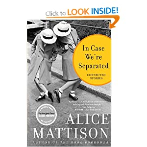 In Case We're Separated: Connected Stories Alice Mattison