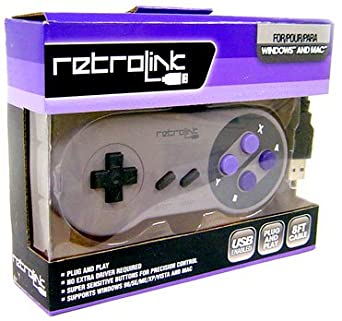 Retrolink SNES Gamepad