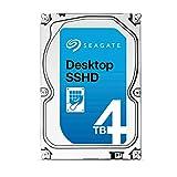 Seagate Desktop 3.5inch Hybrid SSHD SATA 6Gb/s 4TB 5900rpm 8GBMLC 64MBキャッシュ AF ST4000DX001