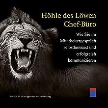 Höhle des Löwen Chef-Büro Hörbuch von Alexander Hecht Gesprochen von: Stephan Kaiser