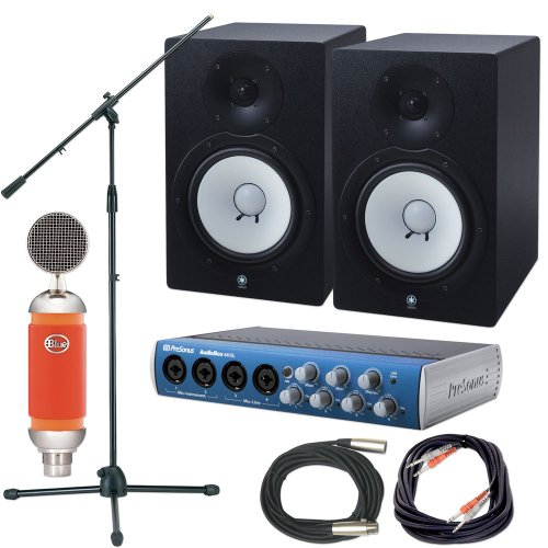 Presonus & Mackie Premium Home Recording Package