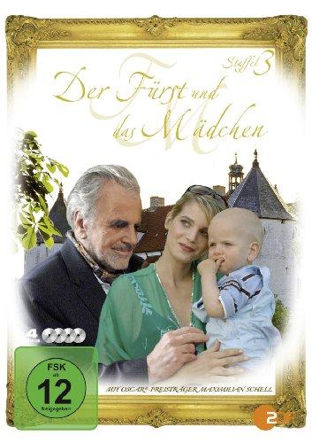 Der Fürst und das Mädchen - Staffel 3 (Jumbo Amaray - 3 DVDs)