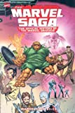 Essential Marvel Saga Volume 1 TPB