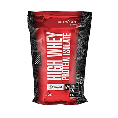 Activlab High Whey Protein Isolate (700g) Banana