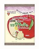 マンナンライフ 蒟蒻畑 ララクラッシュりんご味 24g×10個×12袋