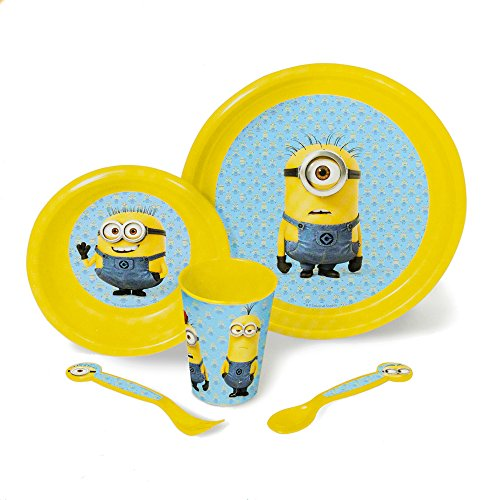 Despicable-Me-Minion-Dinnerware