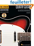 Country Guitar: Learn to Play Rhythm...