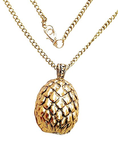 ispirato-game-of-thrones-targaryen-drago-ciondolo-colore-argento-colore-dragon-egg-antique-gold-cod-