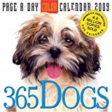365 Dogs Page-A-Day Calendar 2009 ~ Workman Publishing