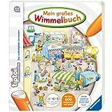 Ravensburger 00597 tiptoi Mein großes Wimmelbuch von Ravensburger