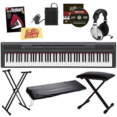 best digital pianos 2015 top 10 digital pianos reviews comparaboo. Black Bedroom Furniture Sets. Home Design Ideas