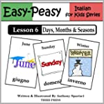Italian Lesson 6: Months, Days & Seas...
