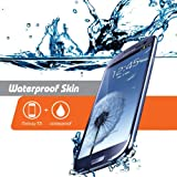 iOttie Waterproof Skin Case Cover Pouch for Samsung AT&T, Sprint Galaxy S3 Multi Purpose Protective Skin for Underwater Activity, Fishing, Ski, Snowboarding, Sand-Proof, Dustproof