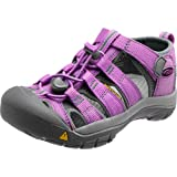 KEEN Kids Newport H2 Dewberry/Gargoyle, ideal for in and out of the water