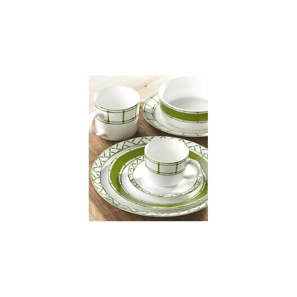Royal Doulton Bamboo Collection, Mug   Green Kitchen