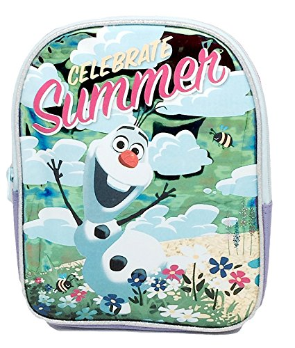 "Disney Frozen Olaf Celebrate Summer 10"" Backpack - 1"