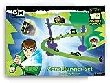 HGL Ben 10 AF Jumping Beans Zone Runner Set