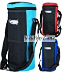 Insulated Bottle Cool Bag Zip Up Ice...